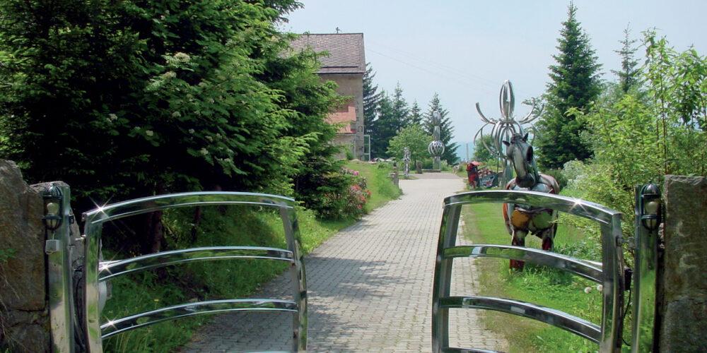 Museum zeitgenössischer Skulpturen in Knappenberg