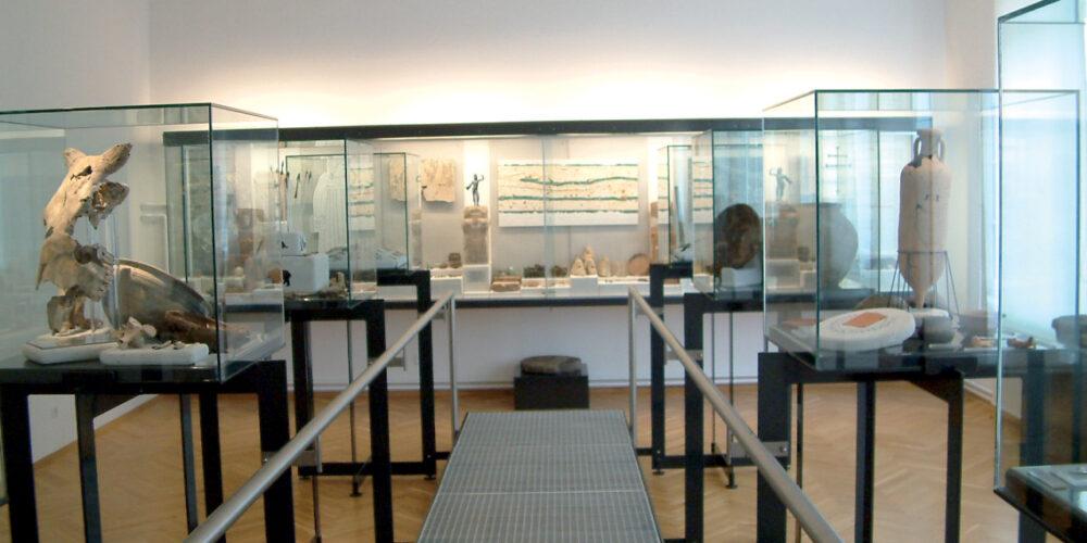 Archäologisches Pilgermuseum Hemmaberg-Juenna