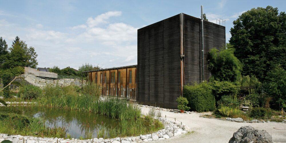 Botanikzentrum mit Botanischem Garten Klagenfurt