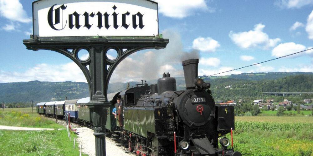 Nostalgiebahnen – Museum Historama