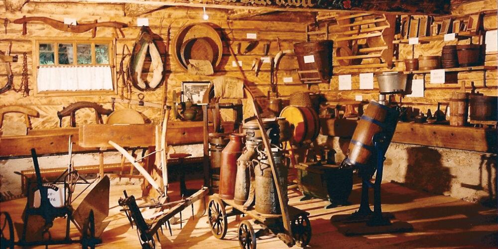 Berg- und Almmuseum Pöllinger Hütte