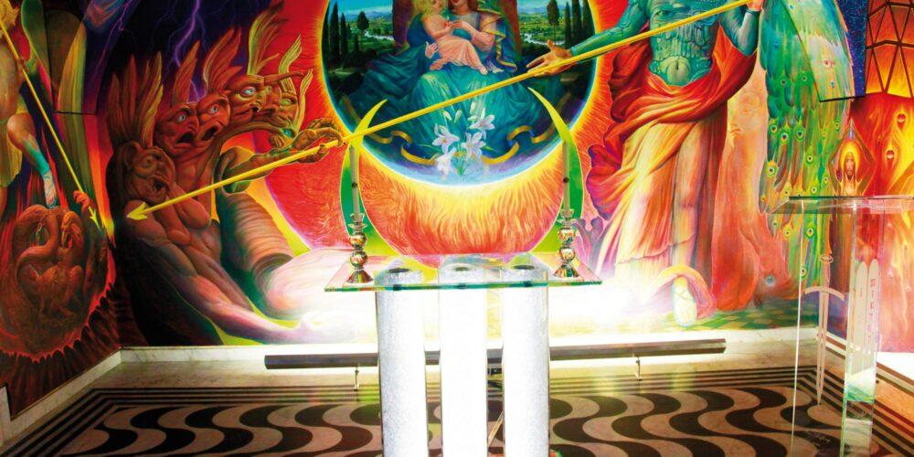 Kunsterlebnis Fuchskapelle Sankt Egid in Klagenfurt