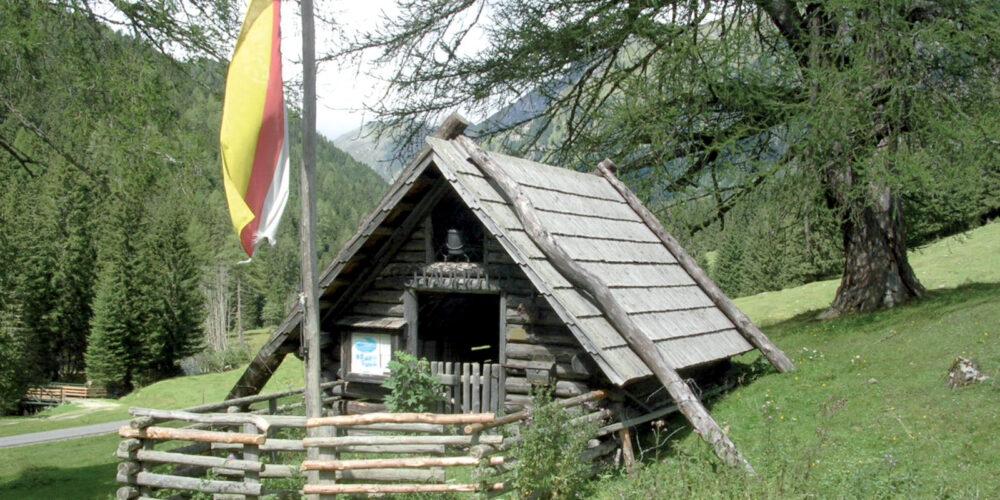 Arsenbergbau-Schauhütte Pöllatal