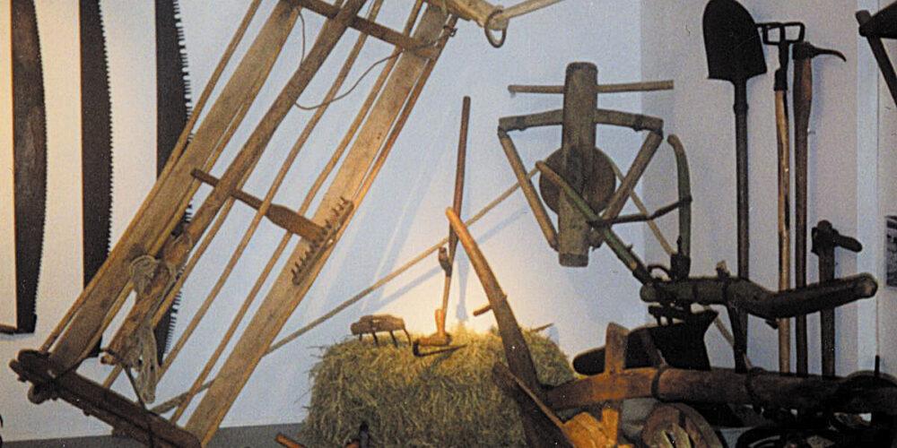 Erlebnis Bergbauernmuseum Gnoppnitz in Kärnten