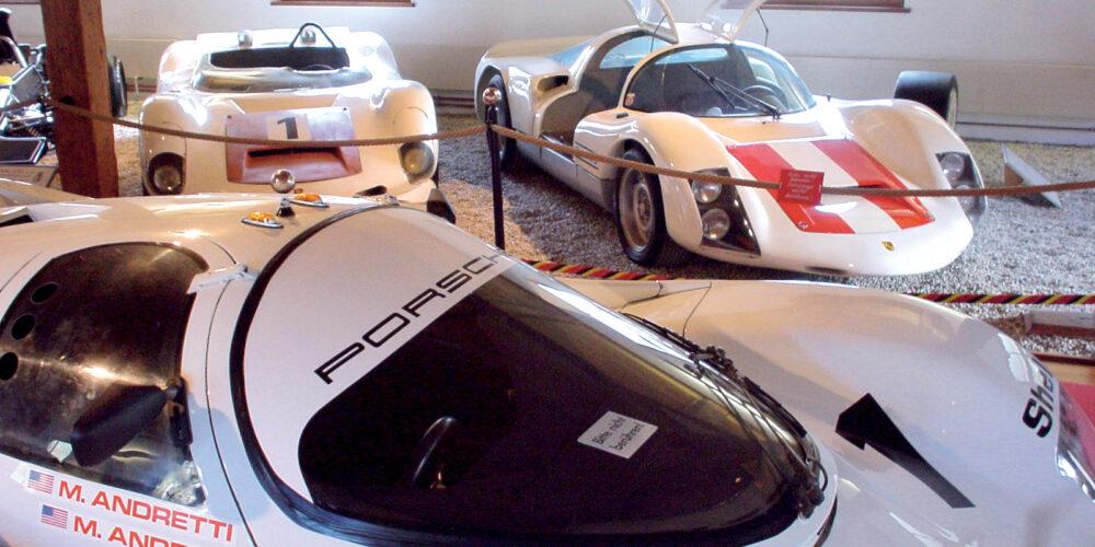 Porsche-Automuseum Pfeifhofer Gmünd