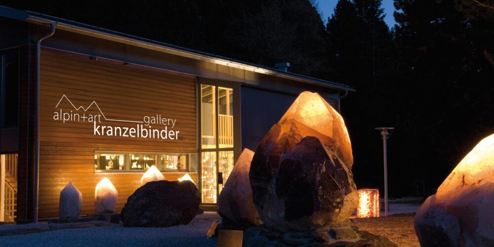 alpin+art+gallery – Schatzhaus der Natur