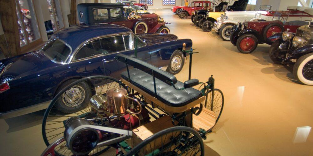 Automuseum im Seppenbauer