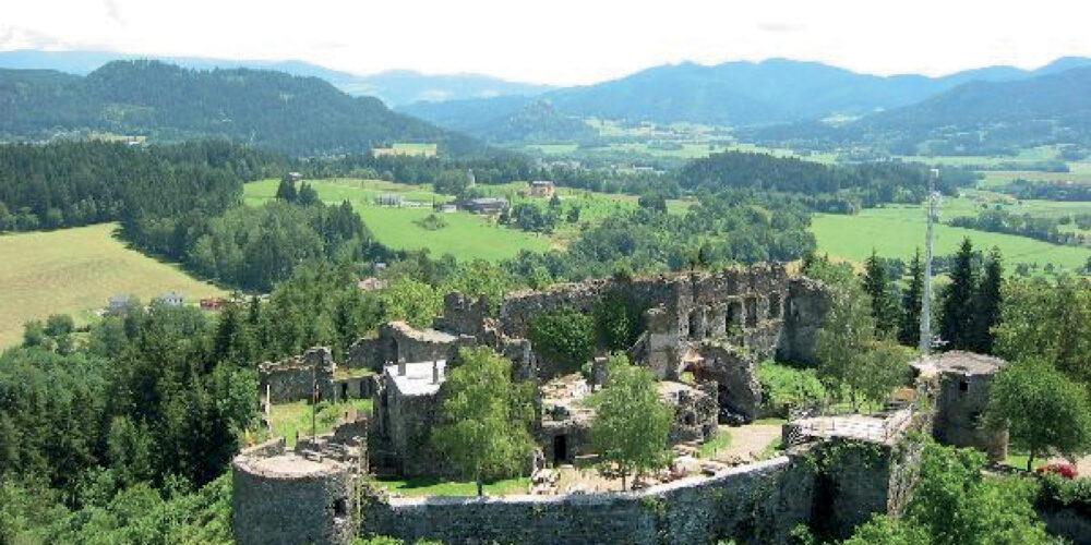 Burg Taggenbrunn