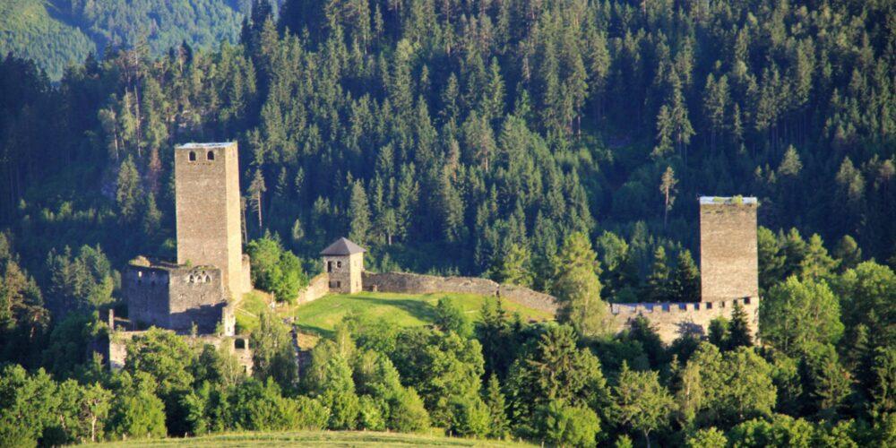 Burgmuseum in der Burg Liebenfels