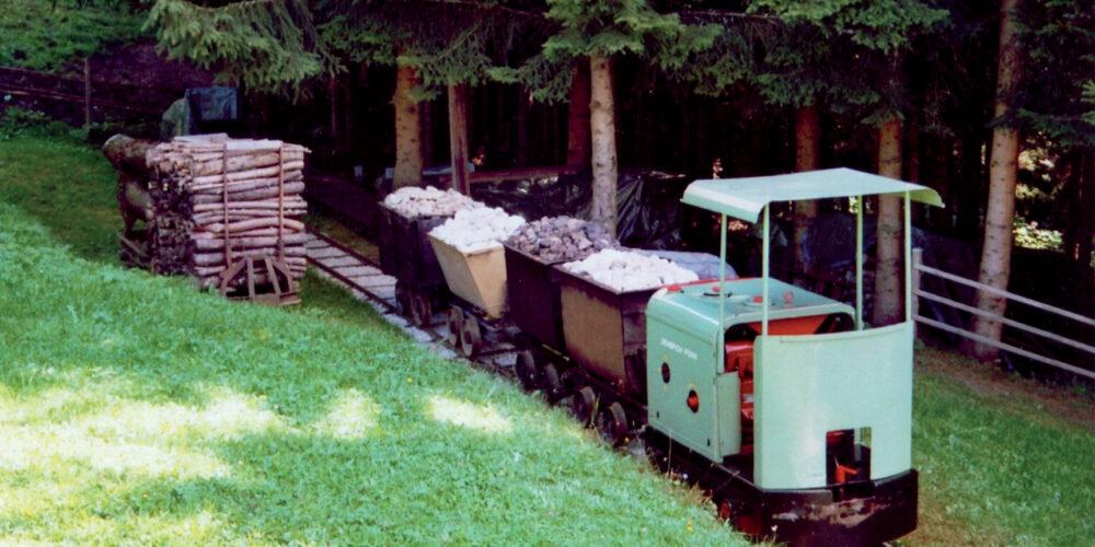 Grubenbahnmuseum Knappenberg – Ausflugziel in Kärnten