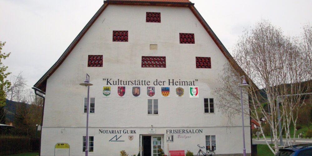 Museum der Kulturstätte der Heimat in Gurk