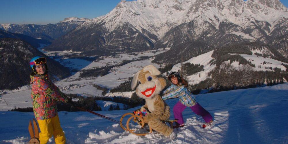 Sonnen-Erlebnis-Skiurlaub Tirol: Piste statt Palmen