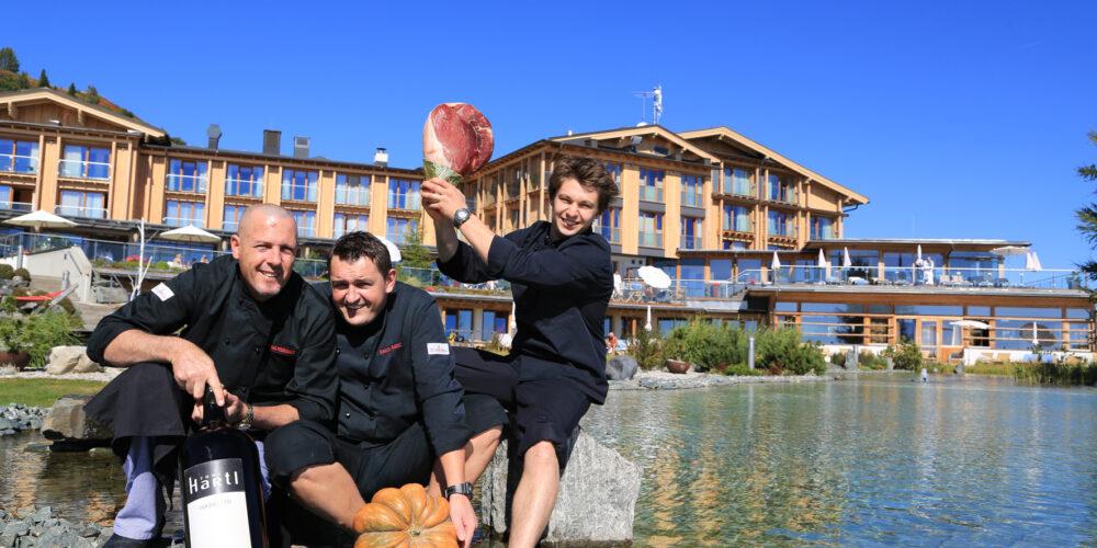 Kulinarik-Erlebnis auf der Gerlitzen Alpe