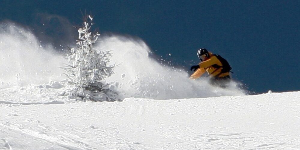 Ski-Erlebnis Sportberg Goldeck in Kärnten