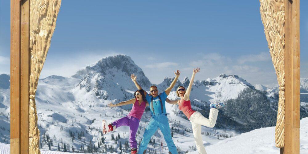 Erlebnis Dreiländereck: Ski, Snowboard und exotische Schmankerln