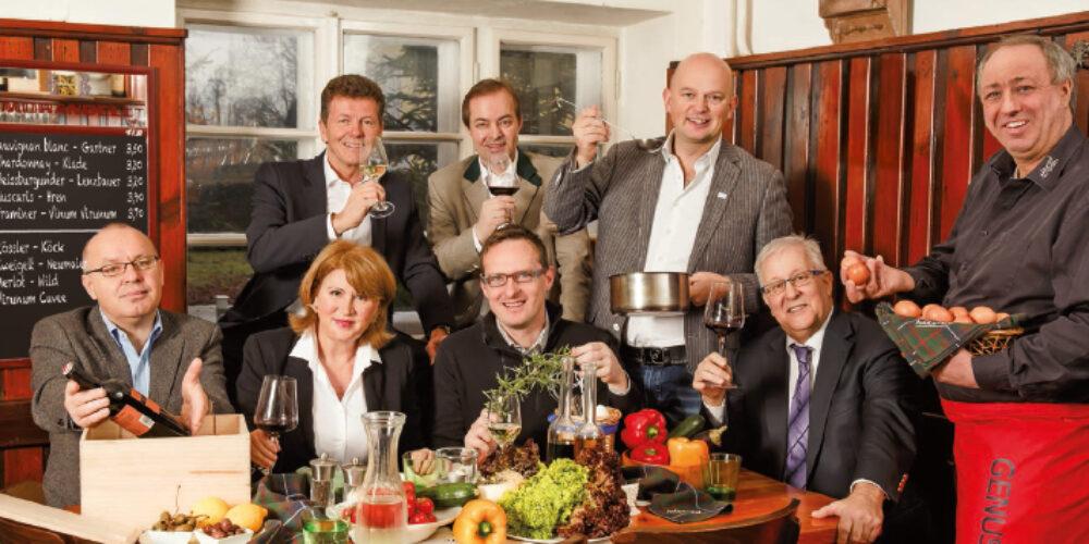 Gaumenerlebnisse im neuen Kulinarikführer
