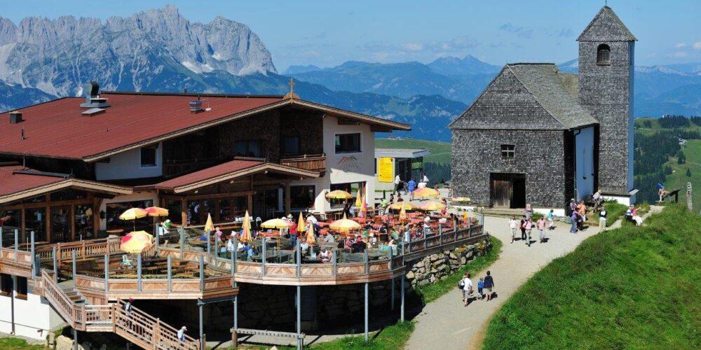 "Kitzbüheler Alpen: Einfach Tirol, einfach ""Bärig"""