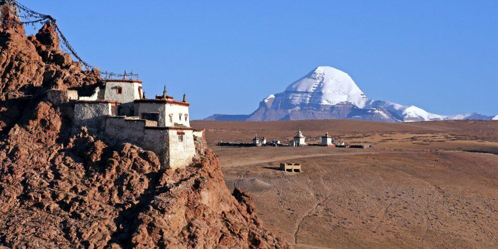Erlebnisberg Kailash: Tibet im Zentrum des Universums
