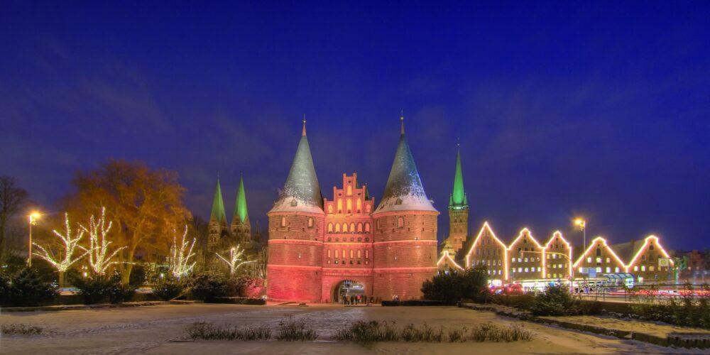 Erlebnis Lübeck, Weihnachtsstadt im Norden
