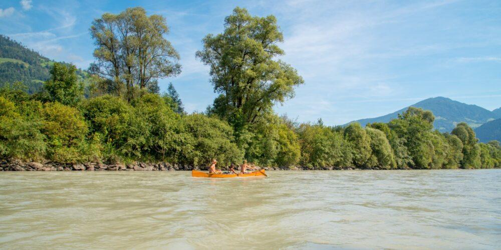 Draupaddelweg: Mit Kanu, SUP und Kajak am Fluss