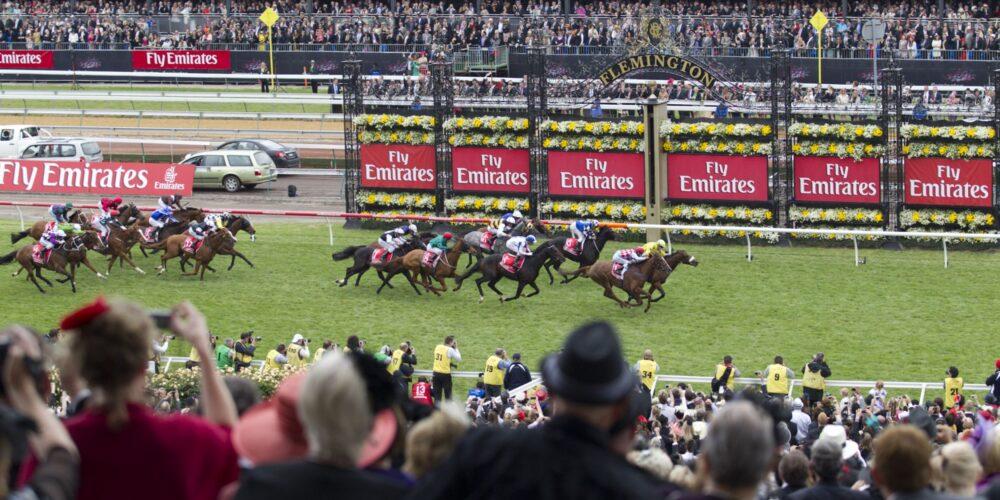 Erlebnis Melbourne Cup: Pferderennen in Australien