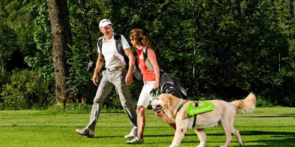"""Golfurlaub mit Hund: Platzreife auch für """"Bello"""""""
