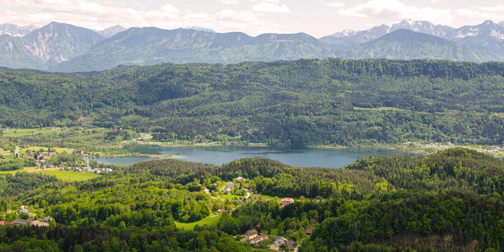 Der Keutschacher See wird begehbar
