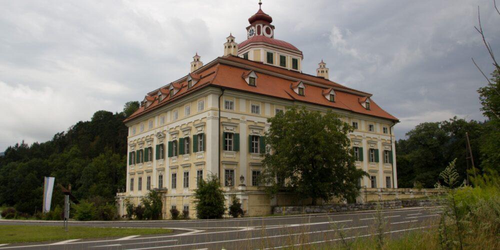 Schloss Pöckstein in Kärnten