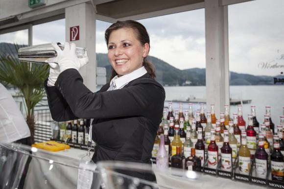 Die beste weibliche Teilnehmerin: Marion Reichegger. (Foto: WKO/Martin Steinthaler)
