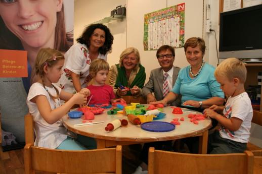 Kinderbetreuung in Klagenfurt