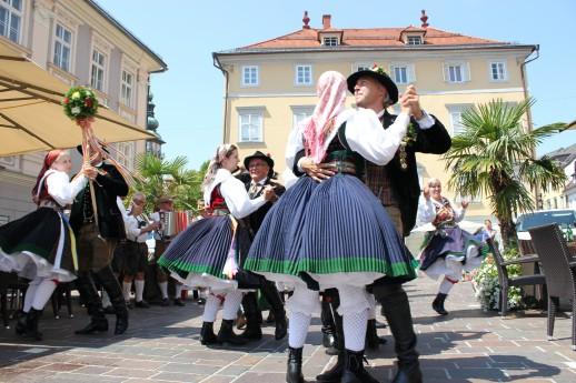Villacher Kirchtagslader in Klagenfurt