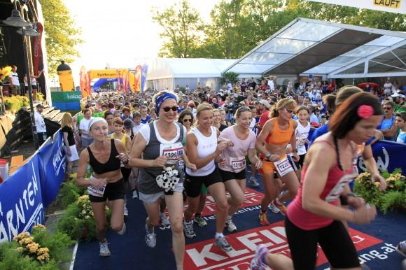 Auch 2012 stehen am Samstag, den 18. August um 19 Uhr wieder die Damen ganz im Mittelpunkt.