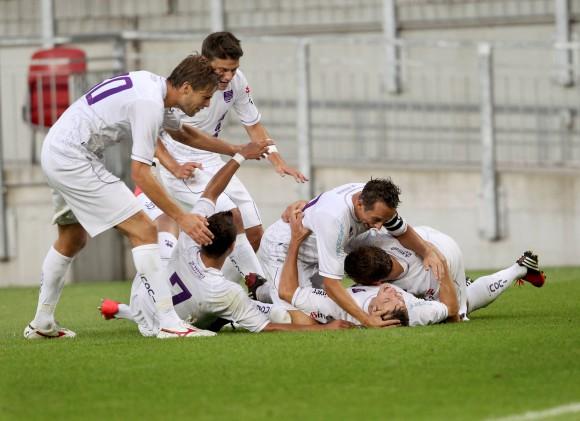 Mit dem Heimspiel gegen die Admira bietet sich den Spielern am Dienstag die Chance, mit einer tollen, aufopfernden Leistung wieder neue Freude zu entfachen.