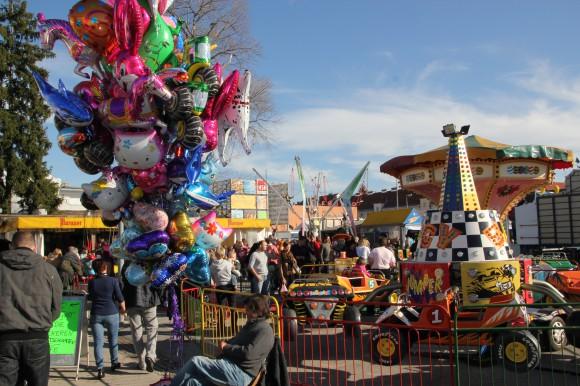 Der traditionsreiche und größte Krämermarkt Kärntens findet vom 20. bis 22. Oktober auf dem Messegelände der Lindwurmstadt statt.