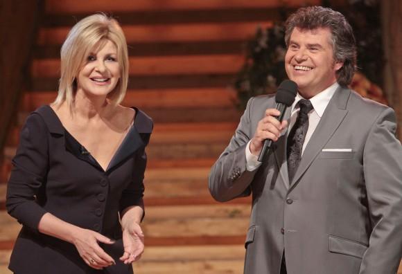 Beim Musikantenstadl in Kreuzlingen sagte Andy Borg bereits zu, in Carmen Nebels Show zu kommen. Foto: ORF