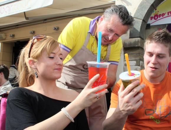 Die Bubble Tea Saison 2013 kann beginnen.