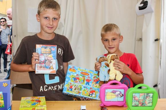 Es ist wieder soweit! Zeit das Kinderzimmer wieder einmal ordentlich auszusortieren, denn am Mittwoch, 24. Juli findet bereits zum dritten Mal der Klagenfurter Kinderflohmarkt in der Fußgängerzone statt.
