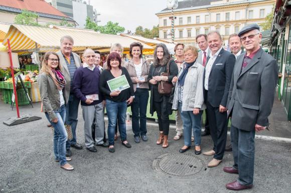 Sehr gut angenommen wurden die begleitenden Marketingaktionen wie das günstige Parken in der Lindwurmgarage oder das Gewinnspiel.
