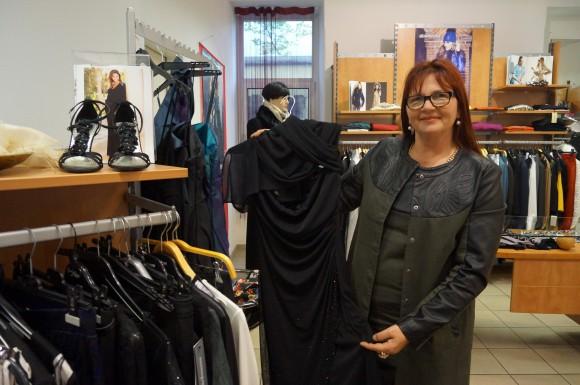 Ingrid Klatzer ist mit ihrer Boutique Lady Like aus dem Geschäftsleben der Lindwurmstadt nicht mehr wegzudenken.