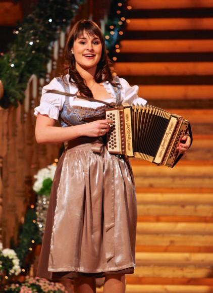 Stadlstern 2012: Sandra Ledermann