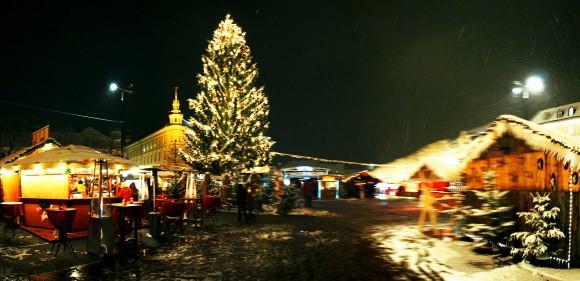 Weihnachten in Klagenfurt. Foto: pixel.at