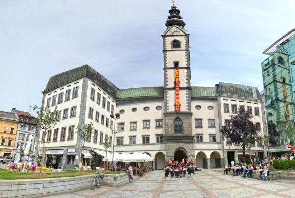 In der Domkirche zu Klagenfurt findet das Konzert statt. Foto: pixel.at