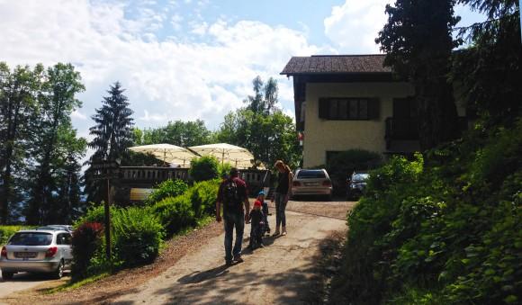 Aus unserer Sicht eher nicht für Familien zu empfehlen: Das Schweizerhaus.