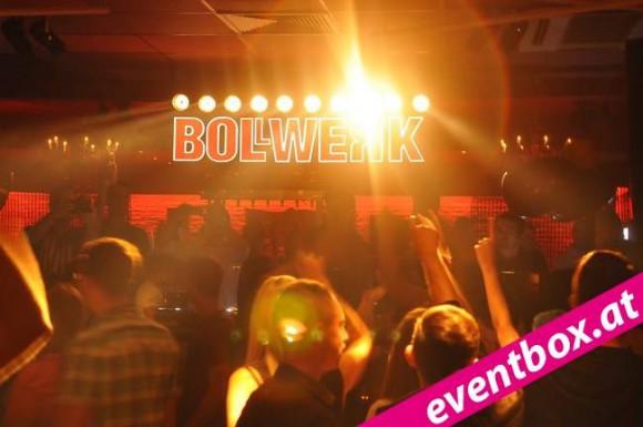 Eröffnungsparty im  Bollwerk Klagenfurt. Foto: eventbox.at