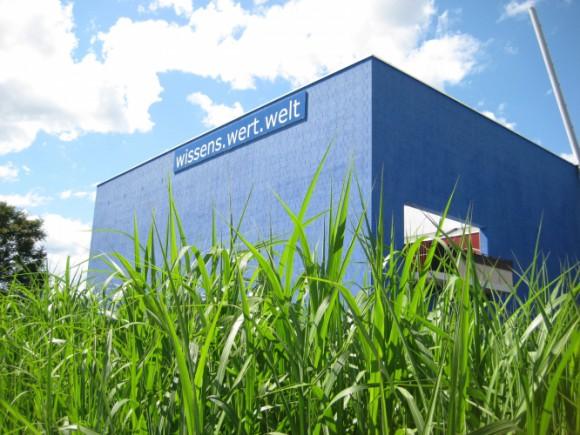 Blue Cube. Foto: wissenswertwelt.at