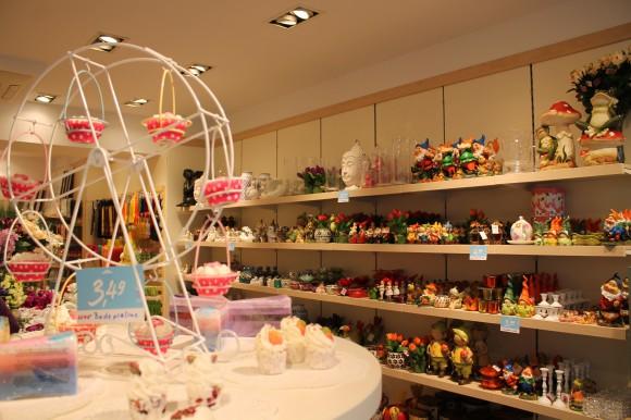SEWA Shop Klagenfurt Produkte. Foto: KM