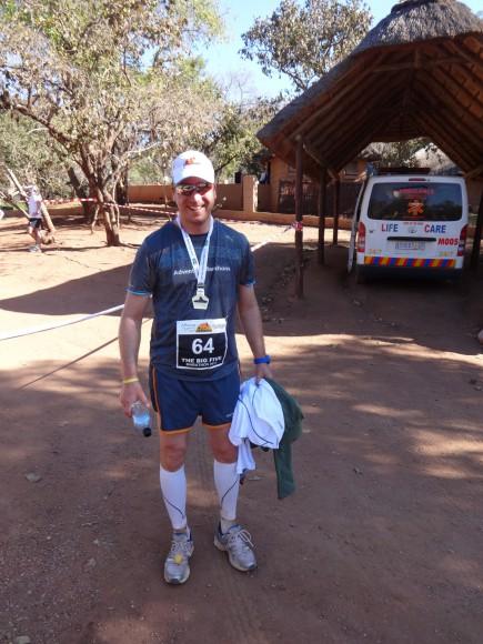 Der Kärntner Alexander Tauchhammer bestritt auf allen sieben Kontinenten und am Nordpol einen Marathon.