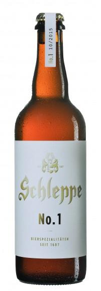 Schleppe No. 1 der Vereinigten Kärntner Brauereien AG