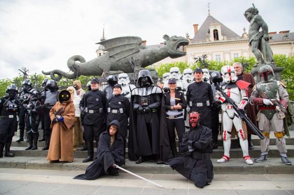 Star Wars Day in Klagenfurt. Foto: pixelpoint
