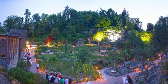 SOMMERFEST DER MUSEEN im Botanischen Garten. Foto: pixelpoint